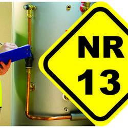 Chave de segurança nr12